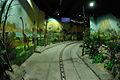 Jurassic Period - Dark Ride - Science Exploration Hall - Science City - Kolkata 2016-02-22 0208.JPG