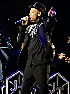Justin Timberlake - V Festival 2014 04 (cropped).jpg