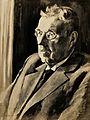 Justus Georg Gaule. Photograph after A. Bosshardt, 1930. Wellcome V0026428.jpg