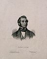 Justus von Liebig. Reproduction of line engraving after W. T Wellcome V0003557EL.jpg