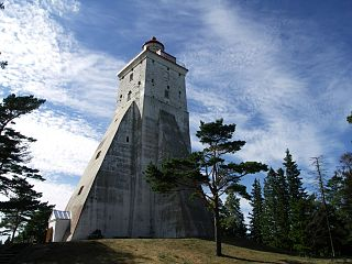 Kõpu, Hiiu County Village in Estonia