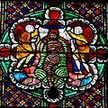 Köln Dom Jüngeres Bibelfenster90.JPG