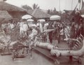 KITLV - 91481 - Lambert & Co., G.R. - Singapore - Procession, probably in Selangor - circa 1880.tif