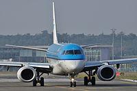 PH-EXA - E190 - KLM