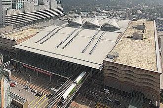 Kuala Lumpur Sentral railway station - Image: KL Sentral