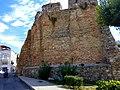 Kalaja në qytetin e Durrësit- muri rrethues 10.jpg
