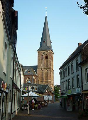Kaldenkirchen -  Church St. Clemens