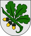 Coat of arms of Kandava