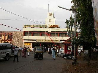 Kannur - Kannur Railway Station