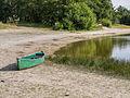 Kano bij de Berkenplas op Schiermonnikoog.jpg