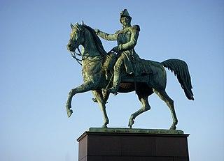 Charles XIV Johns statue