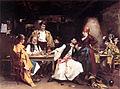Karlovszky In the Tavern 1883.jpg
