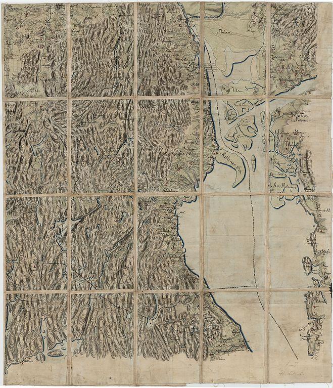 kart over nittedal File:Kart over Aker; Enebak; Nittedal; Skedsmo og Lörenskog; del B  kart over nittedal