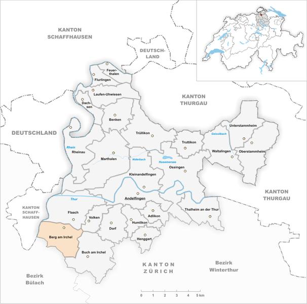File:Karte Gemeinde Berg am Irchel 2007.png