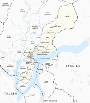 Besso, Ticino