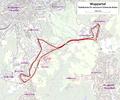 Karte Wuppertal - Teststrecke für autonom fahrende Autos.png