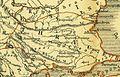 Karte aus dem Buch Römische Provinzen von Theodor Mommsen 1921 16h.jpg