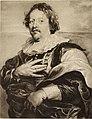 Katalog der Sammlung Baron Königswarter in Wien - II. Abteilung- Gemälde alte Meister. Anthony van Dyck - Bildnis des Caspar de Crayer (14740999146).jpg