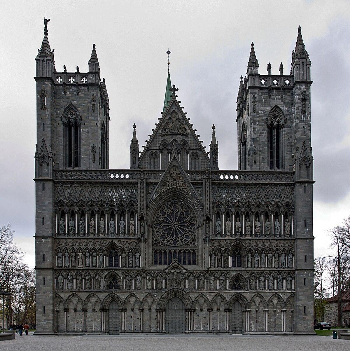 Najlepše katedrale sveta - Page 2 1200px-Katedra_trondheim_1680