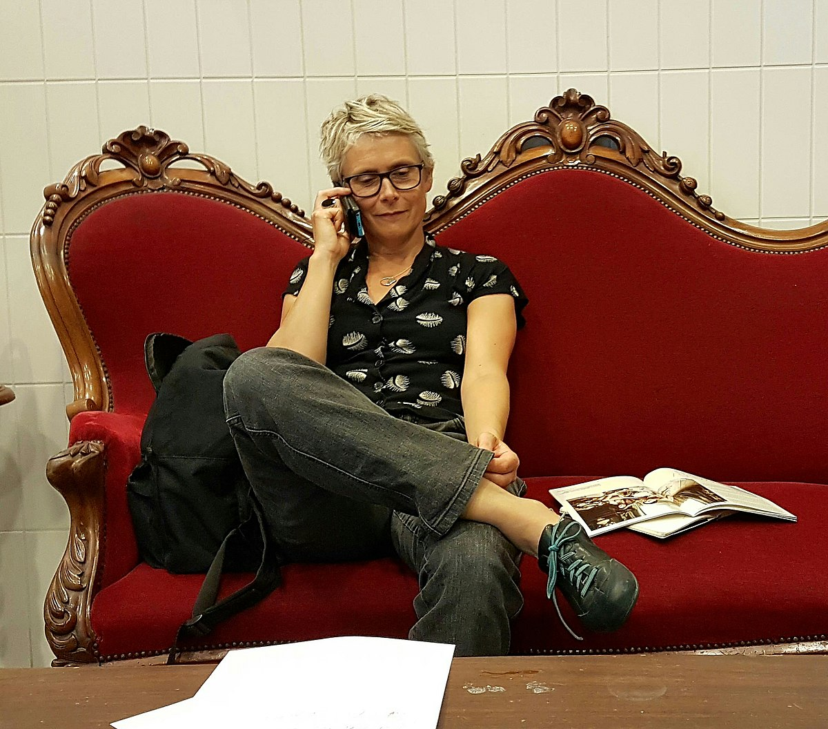 Katie Mitchell picture 37
