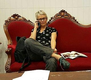 Katie Mitchell British theatre director