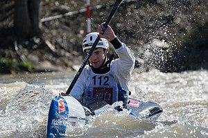 Wildwater canoeing - Wildwater kayaker (K1)