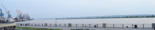 Kazan port