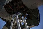 Keeping them ready, Marines perform routine maintenance on aircraft 170105-M-ND733-006.jpg