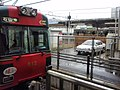 Keihan 600 series and JR West 223 series.JPG