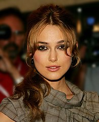 Keira Knightley al Toronto International Film Festival 2005