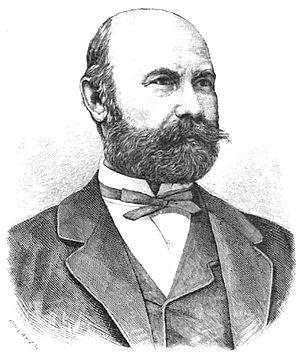 Gábor Kemény (politician, 1830–1888) - Image: Kemény Gábor (1830–1888)