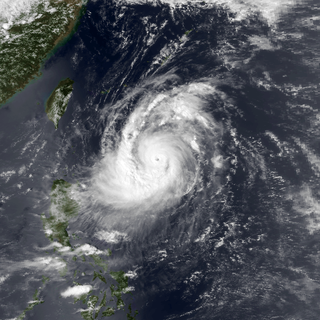 Typhoon Ken (1982) Pacific typhoon in 1982