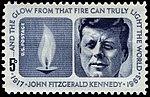 Kennedy Memorial 5c 1964 issue U.S. stamp.jpg