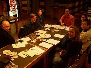 vergadering op 11 januari 2006 bij kennisnet