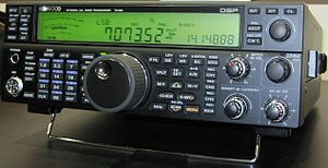 Kenwood Corporation - Kenwood TS-590S transceiver