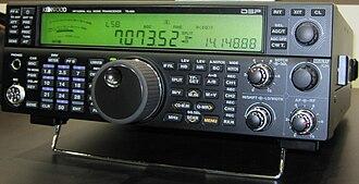 Kenwood Corporation - Kenwood TS-590S transceiver