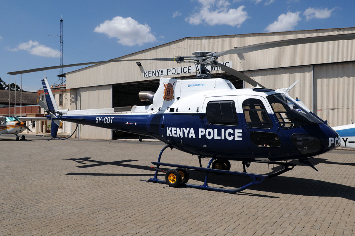 2012 Kenya Police helicopter crash - The complete information and
