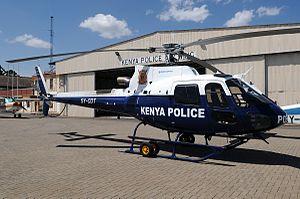 Kenya Police - Kenya Police Air Wing