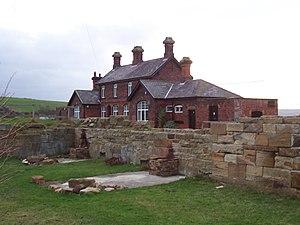 Kettleness railway station