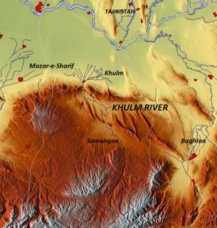 Khulm River