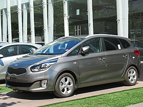 Kia Carens Wikipedia