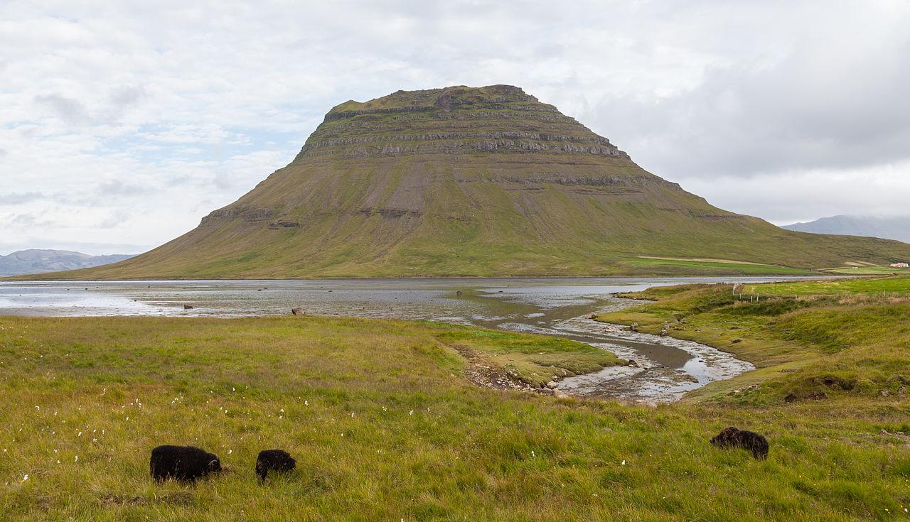 Fichierkirkjufell, Vesturland, Islandia, 20140814, Dd