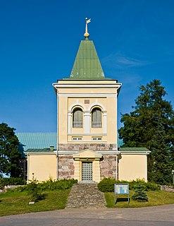 Municipality in Uusimaa, Finland