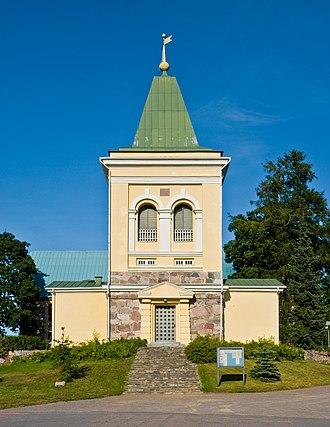 Kirkkonummi - Kirkkonummi church