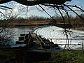 Kirkthorpe Weir, River Calder - geograph.org.uk - 356316.jpg