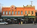 Kirkwood Avenue, West, 212-216, Bundy European Hotel, Bloomington Courthouse Square HD.jpg