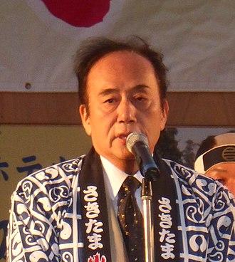 Kiyoshi Ueda - in 2018
