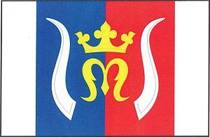 Klatovec - Image: Klatovec flag