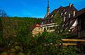 Kloster und Schloss Bebenhausen -- Monastery and castle Bebenhausen, Tubinga, Germany (14303959894).jpg