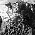 Knife Creek Glacier, source of mountain glacier, August 24, 1960 (GLACIERS 7008).jpg